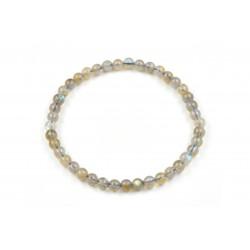 Bracelet Labradorite 4 M