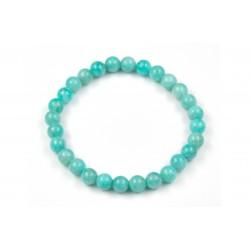Bracelet Amazonite 6 M
