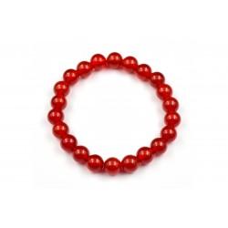 Bracelet Cornaline 8 M