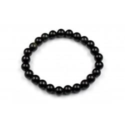 Bracelet Obsidienne 8 M