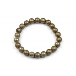 Bracelet Pyrite 8mm M