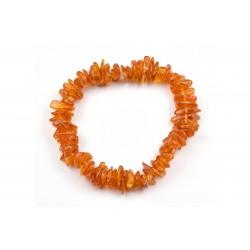 Bracelet baroque Ambre M