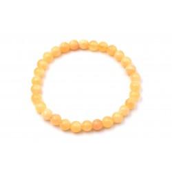 Bracelet Calcite Orange 6 M