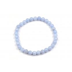 Bracelet Agate Blue Lace 6 M