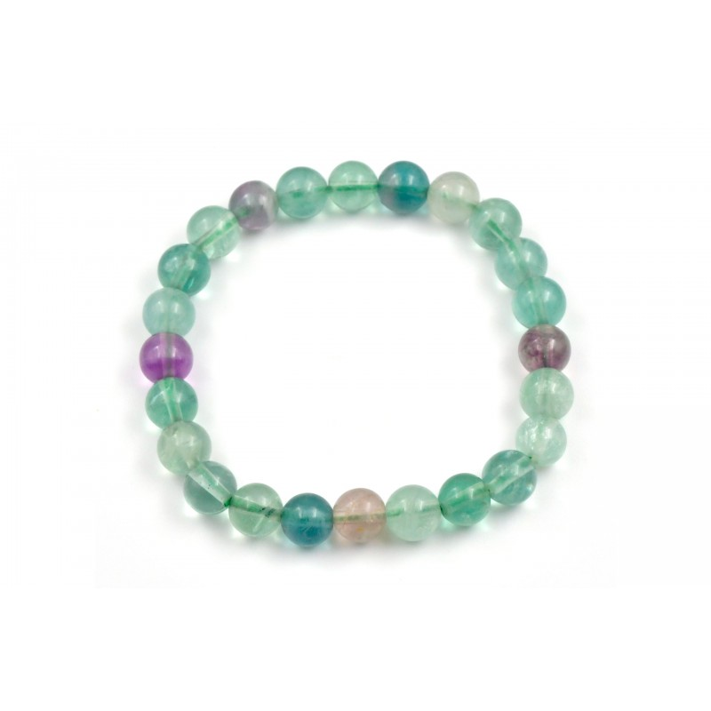 Bracelet Fluorite 8 M