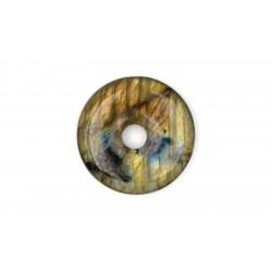 Donut Labradorite 30mm M