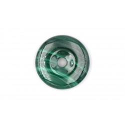 Donut Malachite 30mm M