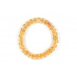 Bracelet Pastilles de CITRINE