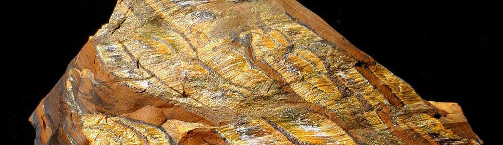 Minéralogie Oeil de Tigre